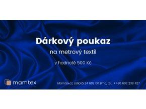 Dárkový poukaz Mamtex