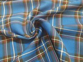 Oblekovka kostka modrá