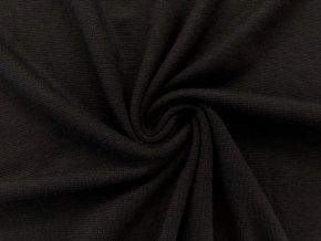 Bambusový náplet černý