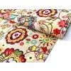 bavlnena tkanina rezna ornamentalni kytky4