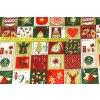 bavlnene platno zeleny adventni kalendar2