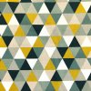 bavlna rezna trojuhelniky na zlutozelene4