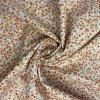 bavlnene platno barevne kyticky uvod