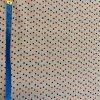 bavlna rezna puntiky cervene a modre metraz
