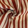 bavlna rezna ruzne siroke temne cervene pruhy uvod