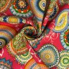 bavlna rezna barevne mandaly na cyklamenove1