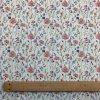 bavlnene platno malovana louka drobna 1
