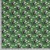 teplakovina dinosauri na zelene metr
