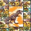 panel teplakovina t rex komiks