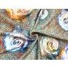 umele hedvabi silky barevne pastelove ruze na mozaice