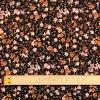 bio bavlneny uplet kvetinovy vzor na cerne gots 2