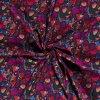 softshell zimni abstraktni barevna louka 3