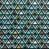 bavlnene platno petrolejove trojuhelniky 3