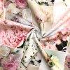 bavlnene platno vysokogramazni patchwork kvety 1