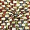 bavlna rezna barevne propletene prouzky 1