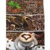 vaflovina na uterky coffee