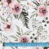 Bavlněné plátno Garden digi tisk nahled