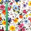 bavlna barevne kytky 3