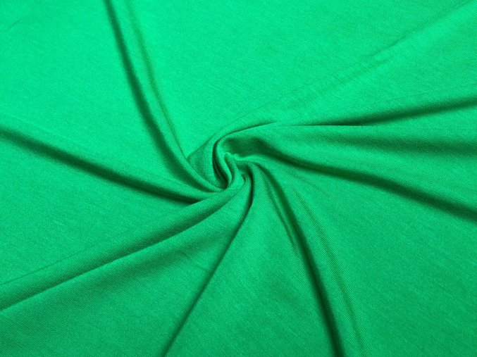 Bambusový úplet zelená Beneton
