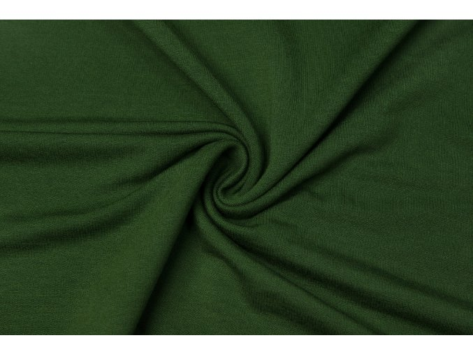Teplákovina modal - zelený