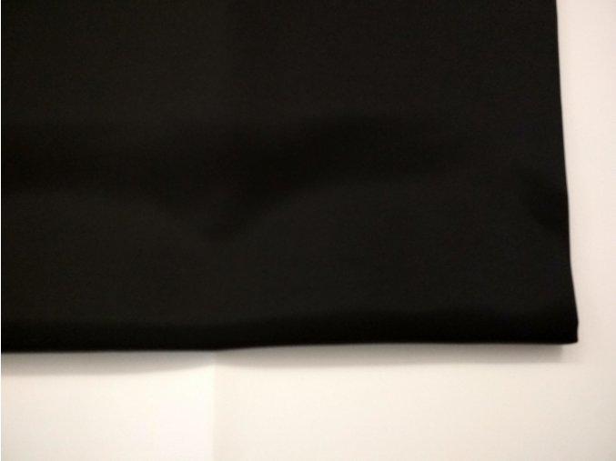 Podšívka černá