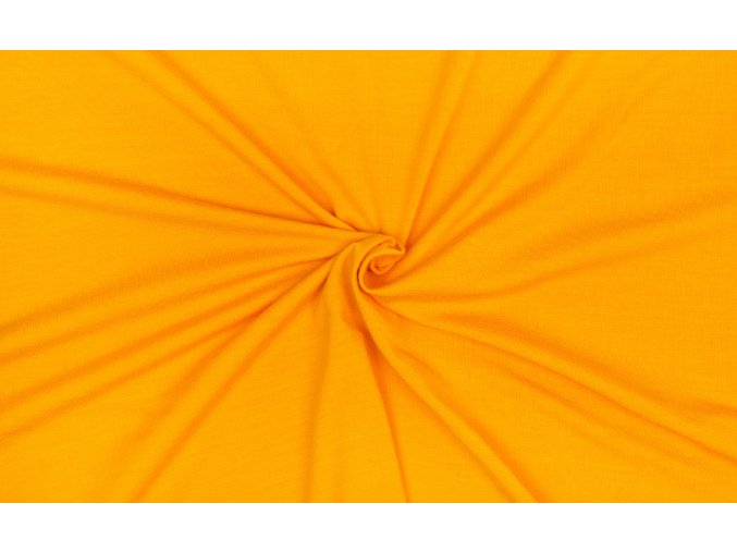 Merino vlna jednostranný úplet žĺtková