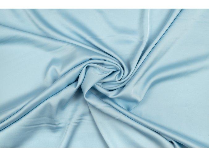 Umelý hodváb / Silky Armani blankytne modrá