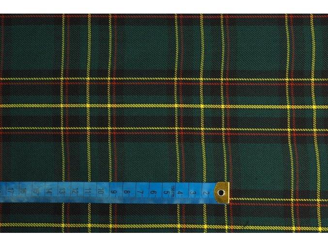Oblekovka kocka zelená