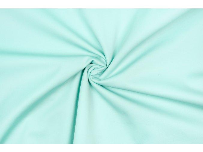Softshell zimný pružný mätový