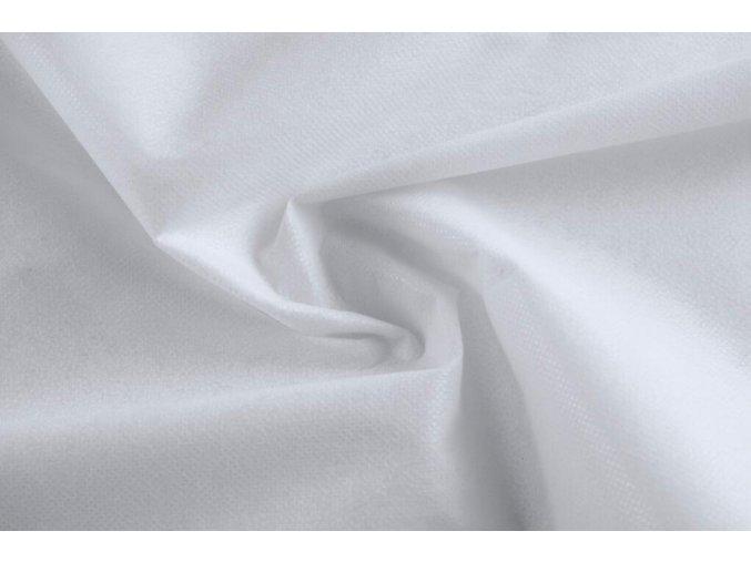 Vlizelín nelepiaci Kufner BIELY 30 g/m2
