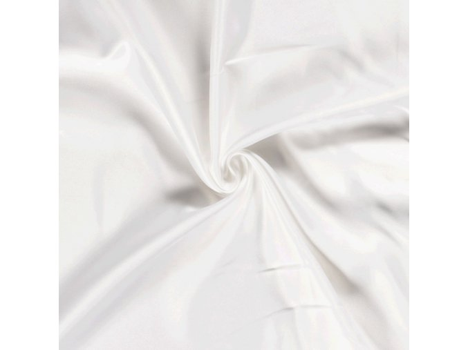 Micro satén biely