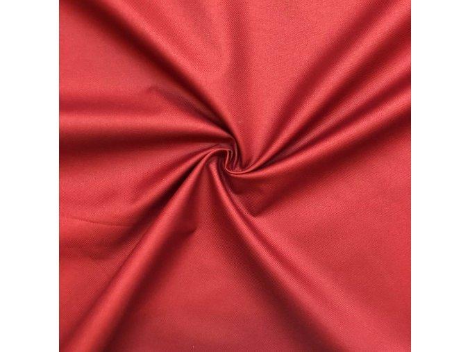 Kočíkovina oxford - červená