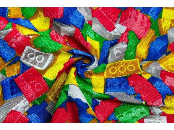 bavlna režná lego
