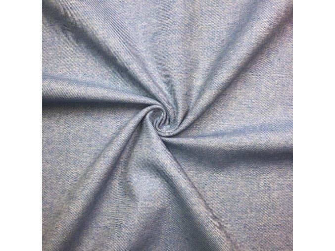 bavlna režná jeans