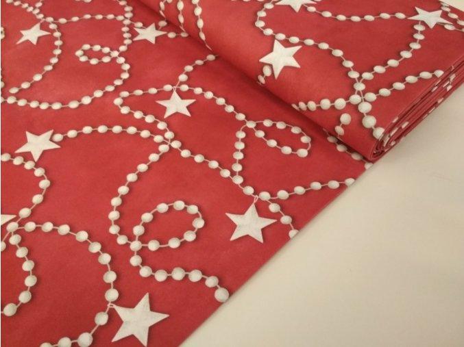 bavlna girlandy a hviezdy (2)