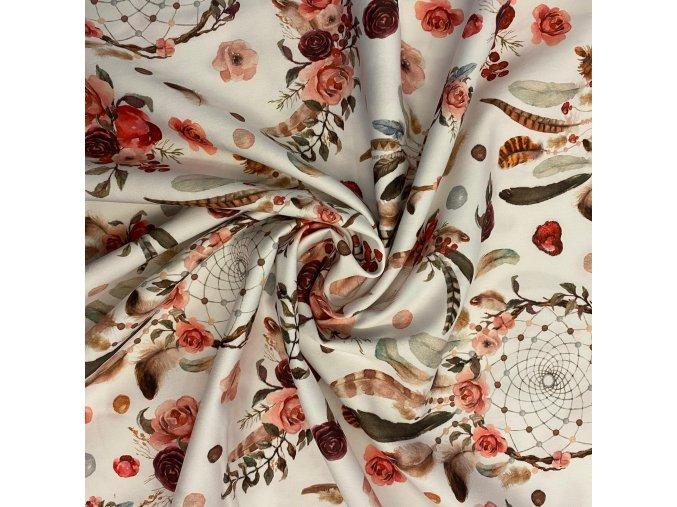 bavlnene platno lapace snu digi tisk 1