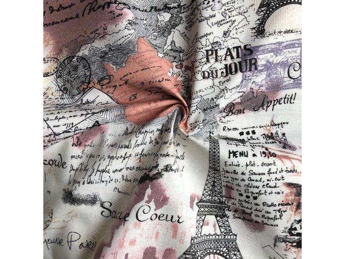 Bavlna Paríž