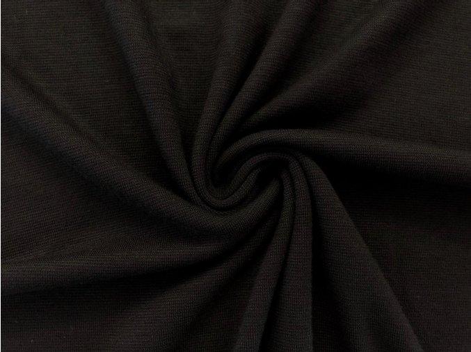 Bambusový patent čierny