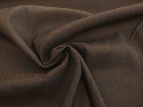 Čierna strečová tkanina košeľová