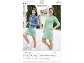 Dámské šaty Caroline creativ