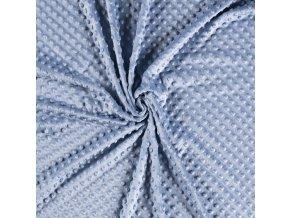 Minky ľadovo-modré