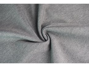 Softshell zimný šedé melé1