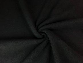 Fleece čierny