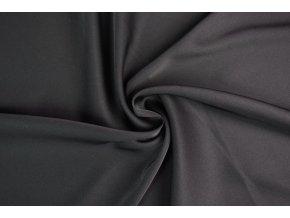 Hedvábí umělé Armani čierne