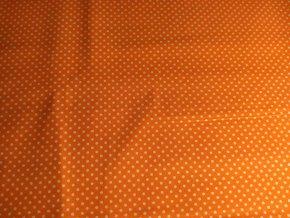 puntík na oranžové