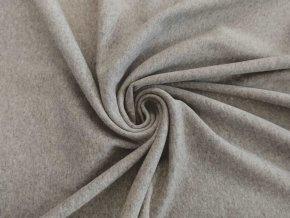 Bambusový patent sivý melír