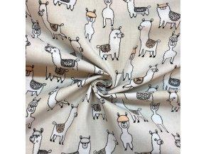 bavlnene platno lamy metraz