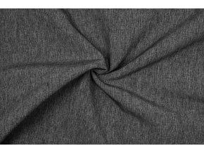 Softshell zimný sivý melír