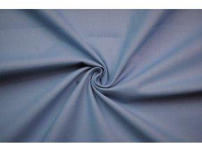 Bavlnené plátno modrá jeans
