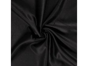 Micro satén čierny